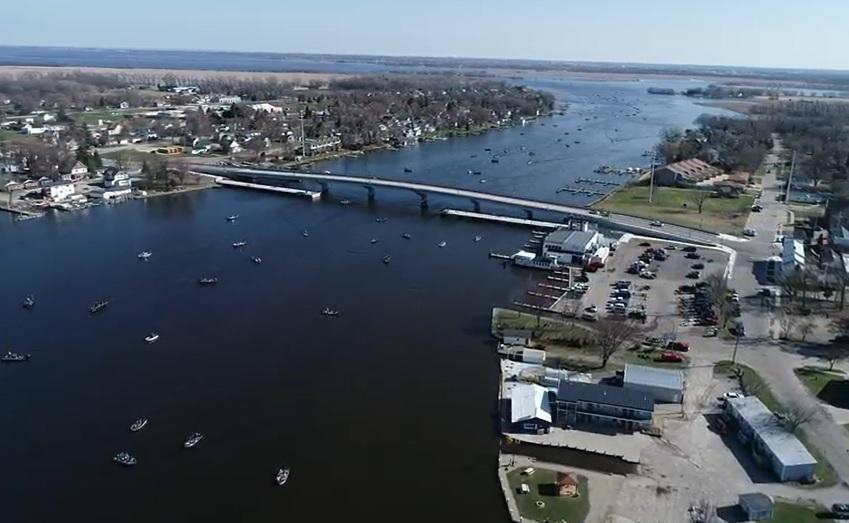 New award-winning WIS 116 Bridge